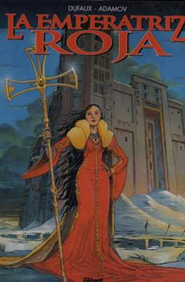 La Emperatriz Roja (Cartoné, 48 páginas) #1