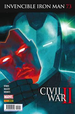 El Invencible Iron Man Vol. 2 (2011-) (Grapa - Rústica) #73