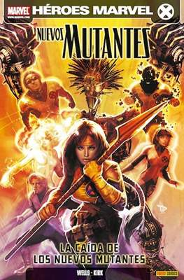 Nuevos Mutantes Vol. 2 (2010-2013). Héroes Marvel (Rústica 160 pp) #3