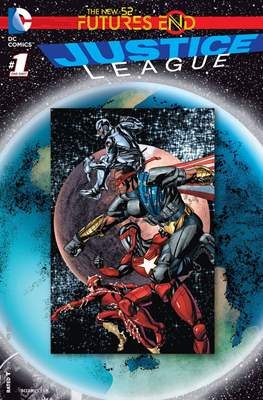Futures End: Justice League (2014)