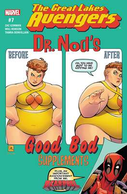 The Great Lakes Avengers Vol. 2 #7