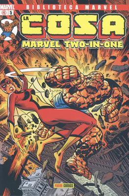 Biblioteca Marvel: La Cosa (2005-2006) (Rústica 160 pp) #5