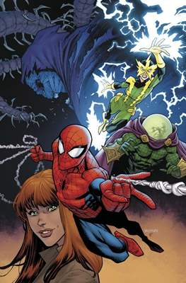 Spiderman Vol. 7 / Spiderman Superior / El Asombroso Spiderman (2006-) (Rústica) #159/10