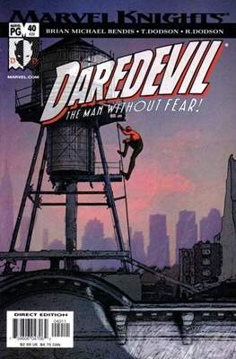 Daredevil Vol. 2 (1998-2011) (Comic-Book) #40 (420)