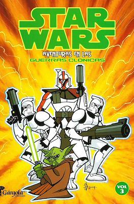 Star Wars. Aventuras en las Guerras Clónicas (Rústica) #3