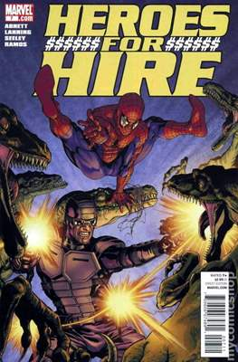 Heroes for Hire Vol. 3 (2010) #7