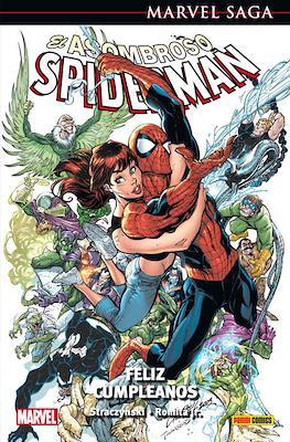 Marvel Saga: El Asombroso Spiderman (Cartoné) #4