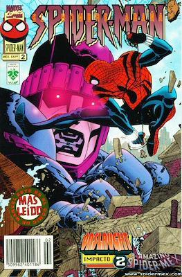Spider-Man Vol. 2 (Grapa) #2