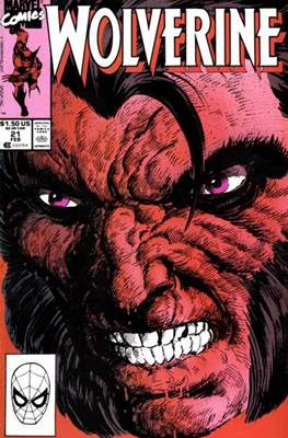 Wolverine (1988-2003) (Comic Book) #21