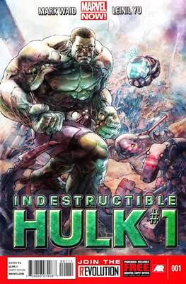 Indestructible Hulk (Comic Book) #1