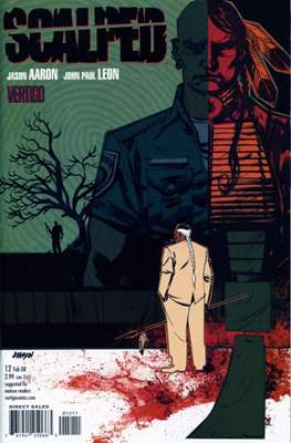 Scalped (Grapa) #12