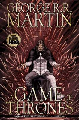 A Game of Thrones (Grapa) #14