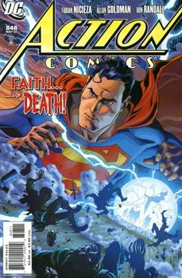 Action Comics Vol. 1 (1938-2011; 2016-) (Comic Book) #848