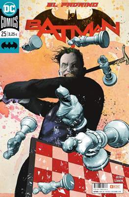 Batman: Nuevo Universo DC / Renacimiento (Grapa) #80/25