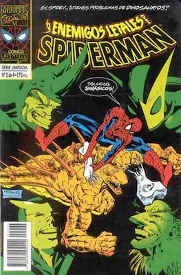 Los enemigos letales de Spiderman (Grapa. 17x26. 24 páginas. Color.) #2