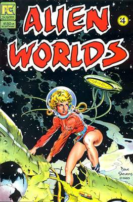 Alien Worlds (Comic-Book) #4