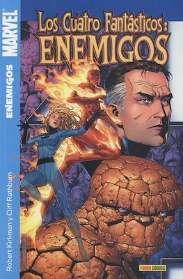 Los 4 Fantásticos: Enemigos (2006)