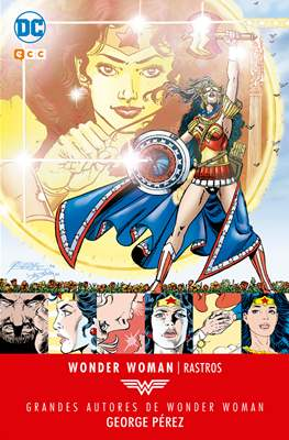 Grandes Autores de Wonder Woman: George Pérez (Cartoné 368 pp) #2