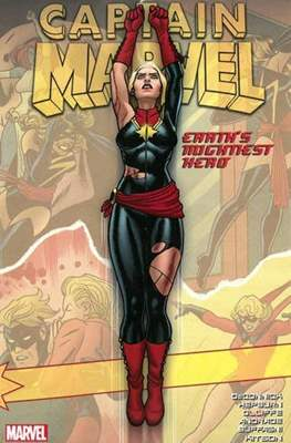 Captain Marvel: Earth's Mightiest Hero (Softcover) #2