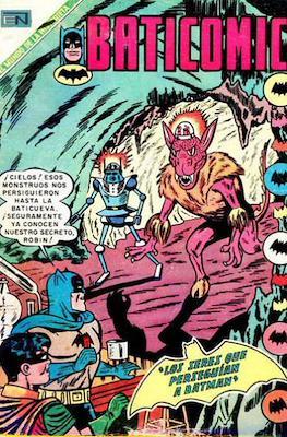 Batman - Baticomic (Rústica-grapa) #23