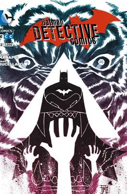 Batman Detective Comics (grapa) #2