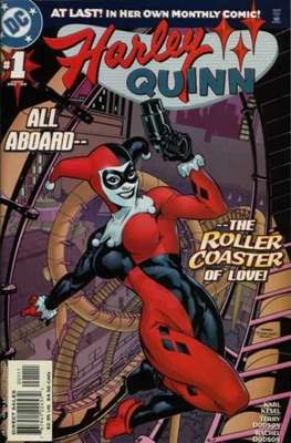 Harley Quinn (Comic Book) #1