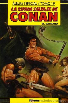 La Espada Salvaje de Conan - Álbum especial (Retapados) #19