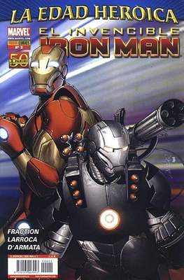 El Invencible Iron Man Vol. 2 (2011-) (Grapa - Rústica) #2