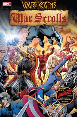 The War of the Realms: War Scrolls