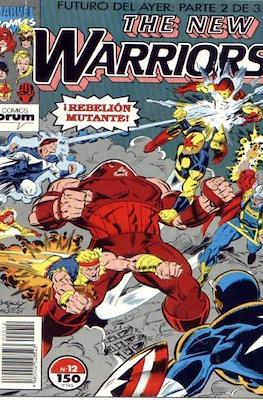 The New Warriors vol. 1 (1991-1995) (Grapa. 17x26. 24 páginas. Color. (1991-1995).) #12