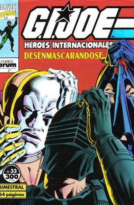 Comando G.I.Joe (Grapa. 19x27. 32 páginas. Color.) #33