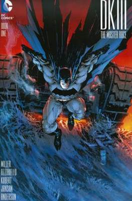 Dark Knight III: The Master Race (Variant Cover) (Comic Book) #1.05