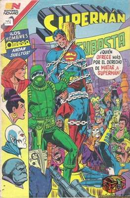 Supermán (Grapa) #1451