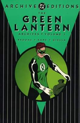 DC Archive Editions. The Green Lantern