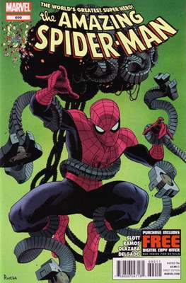 The Amazing Spider-Man Vol. 2 (1999-2014) (Comic-Book) #699