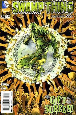 Swamp Thing vol. 5 (2011-2015) #29