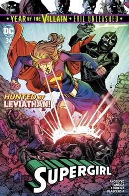 Supergirl Vol. 7 (2016-) #34