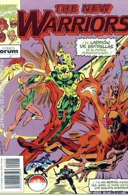 The New Warriors vol. 1 (1991-1995) (Grapa. 17x26. 24 páginas. Color. (1991-1995).) #5