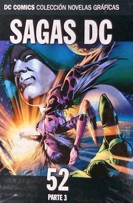 Colección Novelas Gráficas DC Comics: Sagas DC (Cartoné) #10