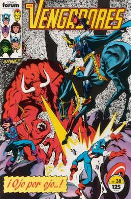 Los Vengadores Vol. 1 (1983-1994) #38