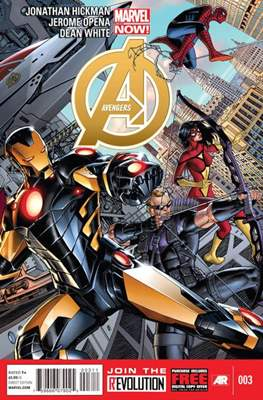 Avengers Vol. 5 (2013-2015) (Comic Book) #3