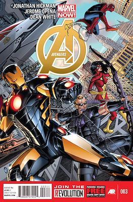 Avengers Vol. 5 (2013-2015) #3
