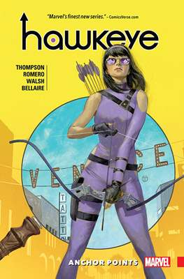 Hawkeye (Vol. 5 2016- ) (Softcover 136-128 pp) #1