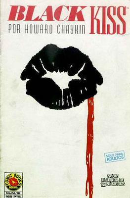 Black Kiss (Grapa 12 pp) #12
