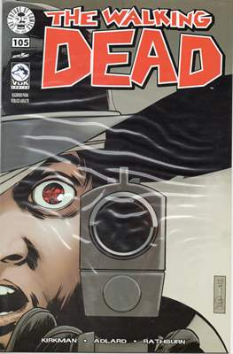The Walking Dead (Grapas) #105