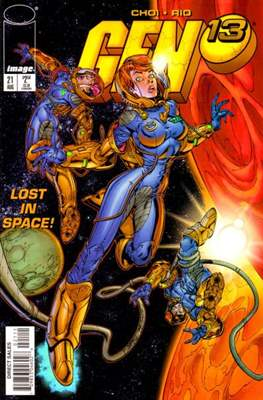 Gen 13 (1997-2002) (Comic Book) #21