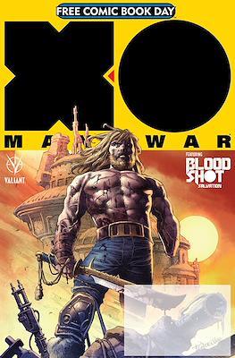 X-O Manowar - Free Comic Book Day