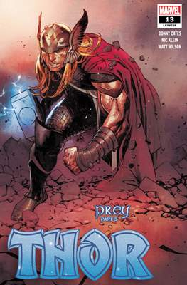 Thor / El Poderoso Thor / Thor - Dios del Trueno / Thor - Diosa del Trueno / El Indigno Thor (2011-) #120/13