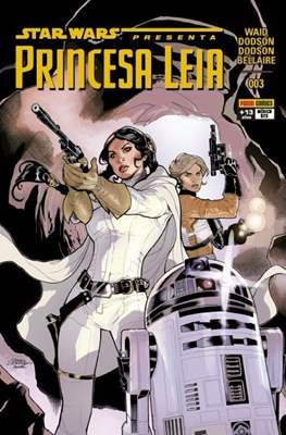 Star Wars Presenta (Grapa) #3