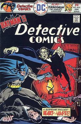 Detective Comics Vol. 1 (1937-2011; 2016-) (Comic Book) #455